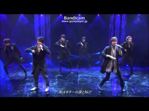 Kinki Kids×KAT-TUN - 雨のMelody - YouTube