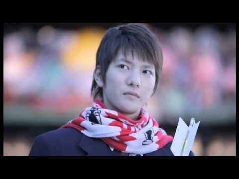 寒川神社CM【12年目の恋人】水野友恵 - YouTube