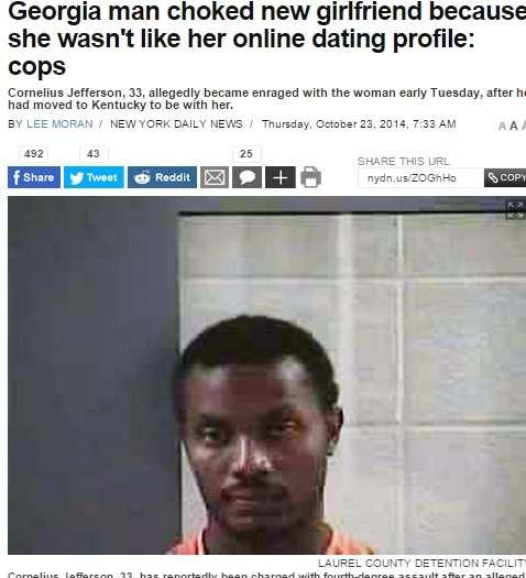 SNSで意気投合も「会ってみたら写真と違う!」男が女性を絞殺。