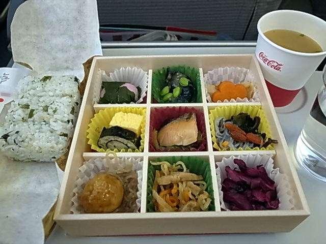 機内食の美味しい航空会社