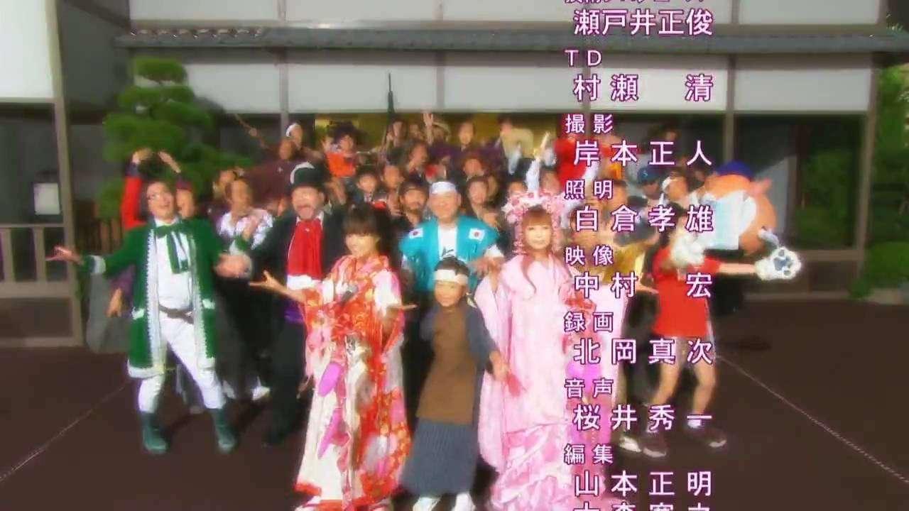 あんみつ姫2 ED 主題歌 ダイアモンド 井上真央 720p HD - YouTube