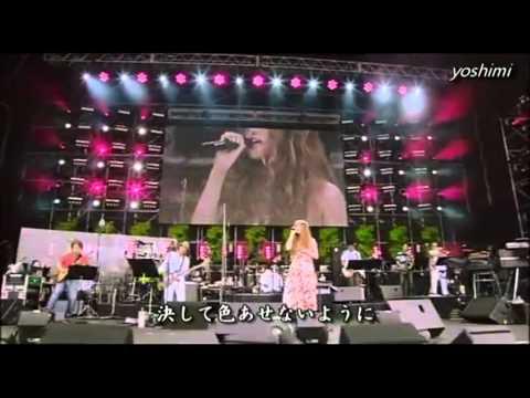 やさしさで溢れるよう JUJU with BankBand LIVE - YouTube