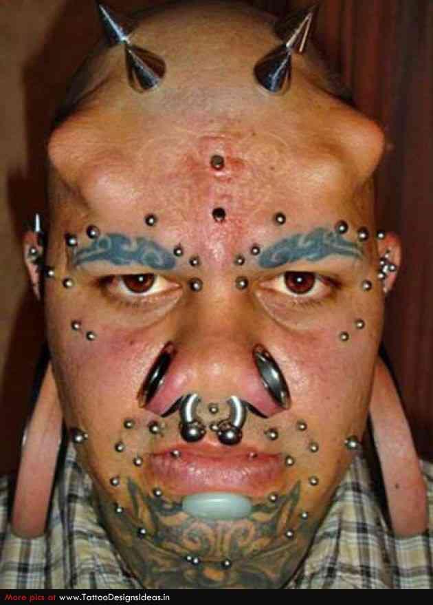 【閲覧注意】悪役の顔になるために整形したベネズエラ人の男性がマジでヤバイ…