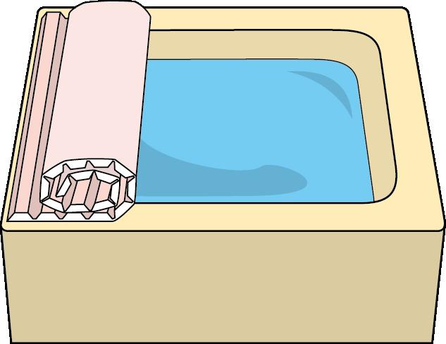 同居嫁の方、お風呂入るとき浴槽に浸かりますか?