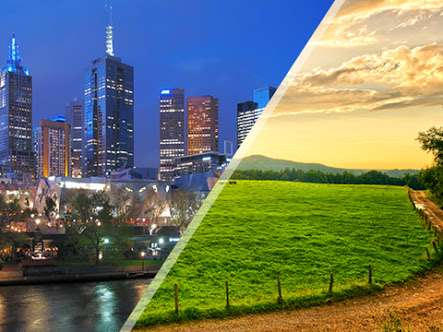 定年後、一人で暮らすなら田舎と都会どちらが良いと思いますか?