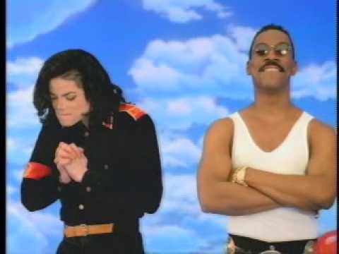 "Michael Jackson and Eddie Murphy ""What's Up WIth You ?"" - YouTube"