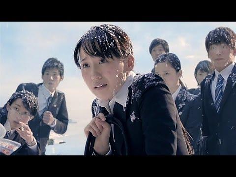 日清 カップヌードル CM SURVIVE 「就職氷河期」篇 - YouTube