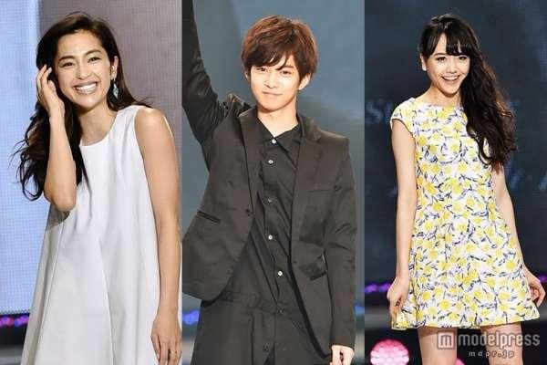 「アイ・オブ・ザ・イヤー2015」受賞者発表 日本で最も目元が魅力的なのは? - モデルプレス