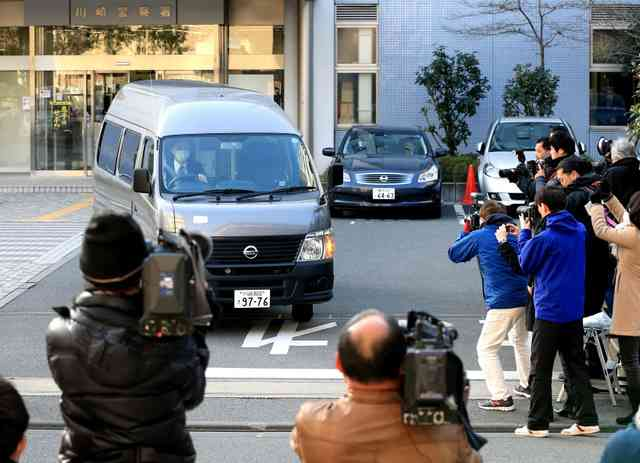 中1殺害容疑の少年3人、事件直前に飲酒 川崎 (朝日新聞デジタル) - Yahoo!ニュース