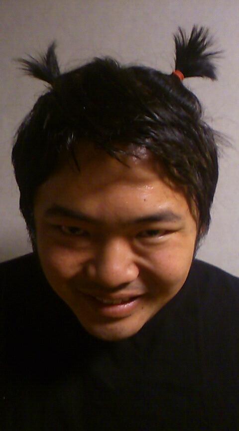 ツインテール祭りに須賀健太も参戦で「カワイイ」と話題
