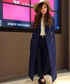 ロングトレンチコート                     (モッズコート)|VENCEEXCHANGE(ヴァンスエクスチェンジ)のファッション通販 - ZOZOTOWN