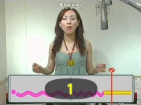 ビブラート-1 ボイス トレーニング 発声 :Voice Lessons - YouTube