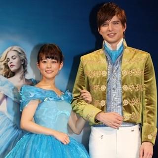 高畑充希、憧れのシンデレラ風ドレスに夢心地「幸せです」- 城田優は王子に   マイナビニュース