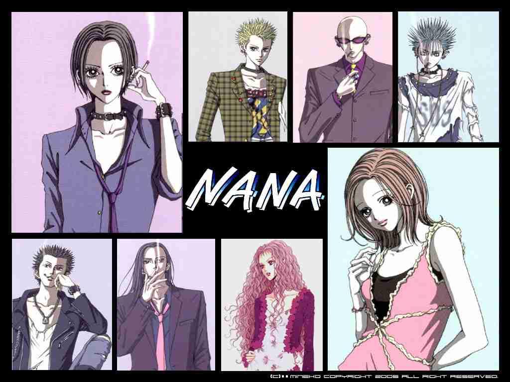『NANA』を語ろう!