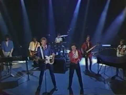 Air Supply - Making Love Out Of Nothing At All (HQ Audio)(SOLID GOLD) - YouTube