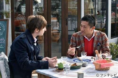 前園真聖がドラマ初出演…『問題のあるレストラン』に本人役で登場