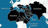 今月はリビアにも拡大。イスラム国の支配地域の拡大が分かる地図 - NAVER まとめ