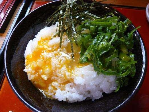 卵かけご飯+○○