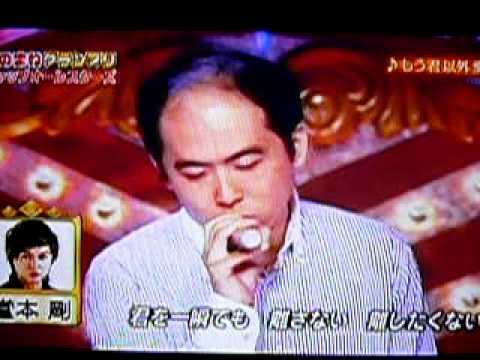 歌の上手い男性にときめいた事ありますか?