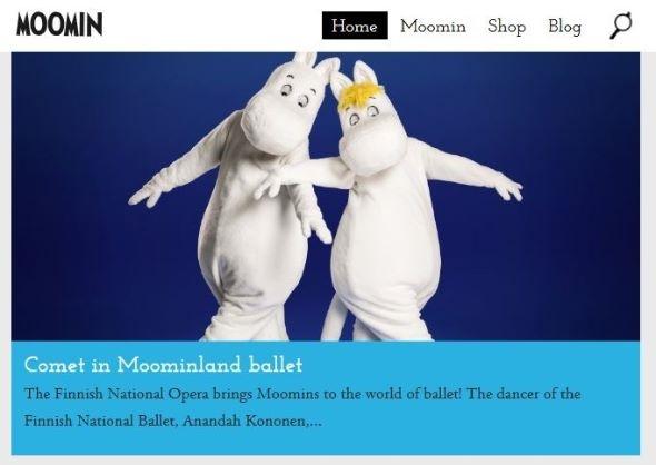 ムーミンが華麗に舞う!?フィンランドで「ムーミン」がバレエ化決定