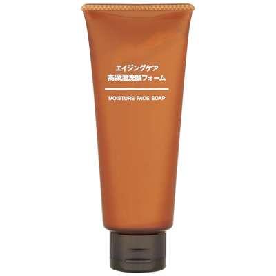 エイジングケア高保湿洗顔フォーム 100g | 無印良品ネットストア