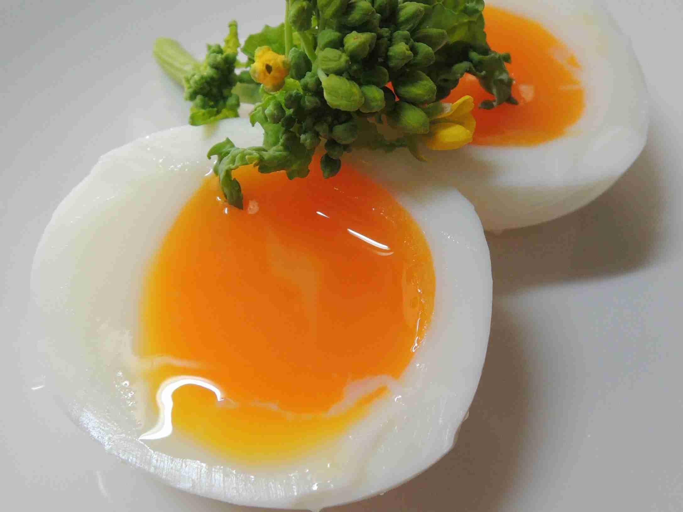 ゆで卵になにつけて食べますか?