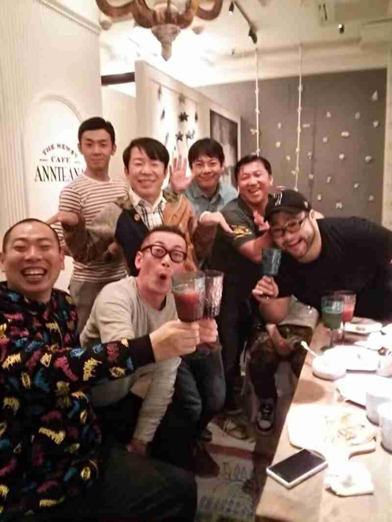 スギちゃん、テツandトモ、ダンディ坂野…あの芸人たちが大集合し「一発屋会」開催