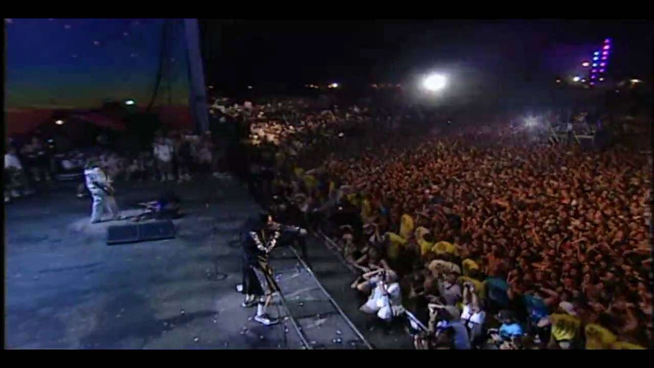 Korn Blind Woodstock'99  [HD] 720P - YouTube