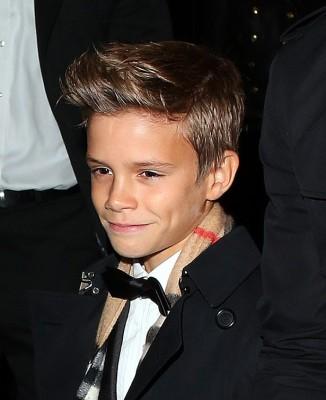 12歳のロメオ・ベッカム、広告モデル料は1日約820万円! - ライブドアニュース