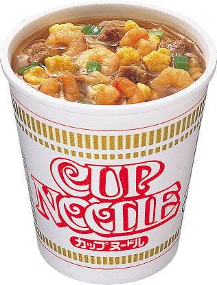 カップ麺どの位の頻度で食べますか?