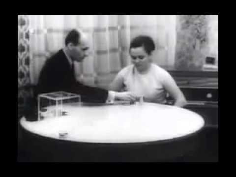 Psychokinese - Nina Kulagina - www.bpv.ch - YouTube