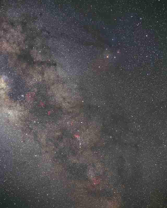 青空と星空 どちらが好きですか?