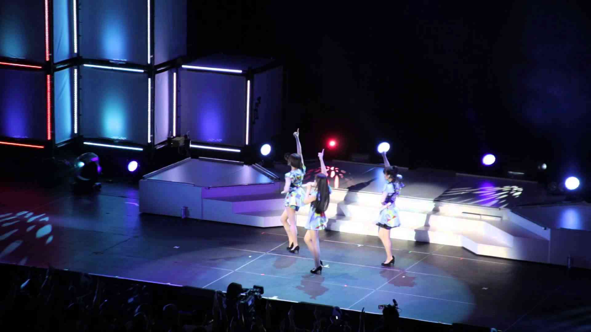 Perfume World Tour 3rd NYC- 4.One Room Disco - YouTube