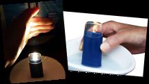 水につけると発電するマグネシウムライト|株式会社エム・ワイ・シー【myc】