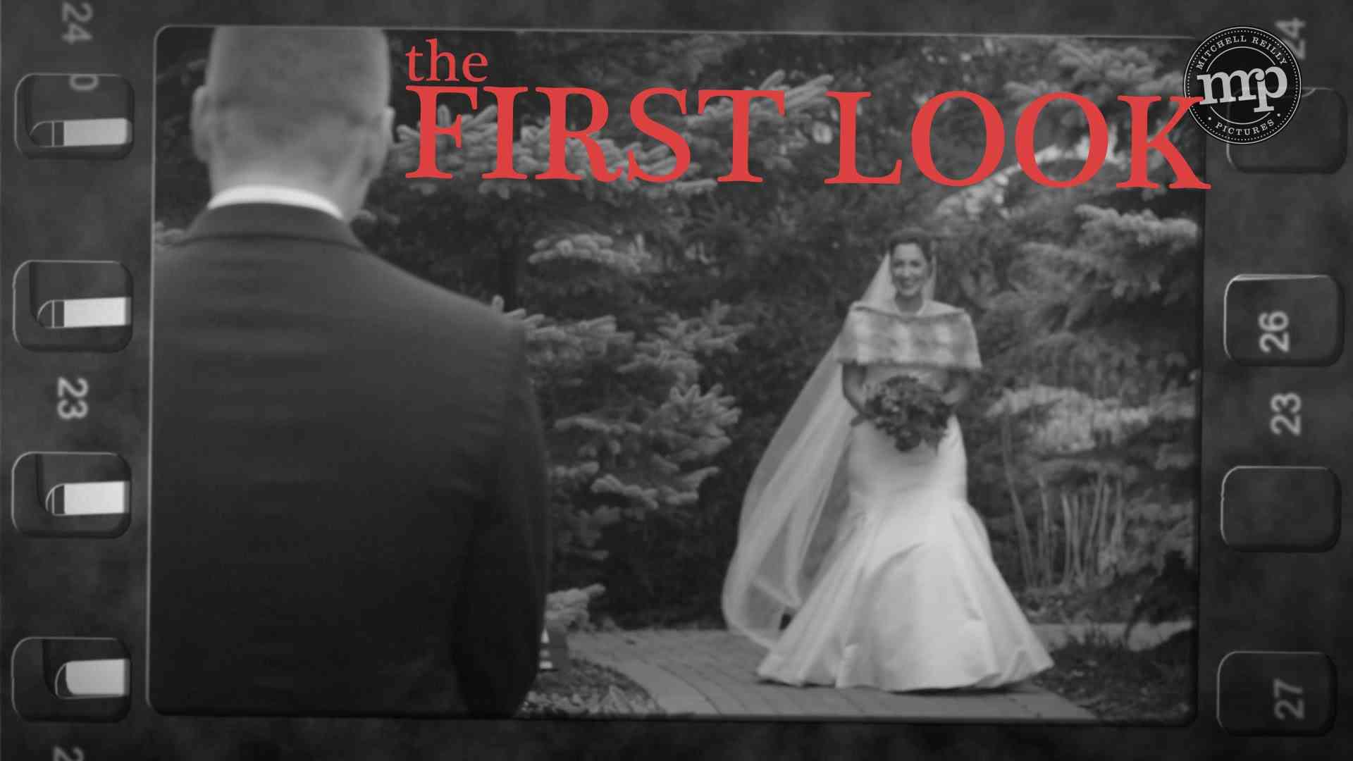 The First Look | A Montage of Grooms Seeing Their Bride - YouTube