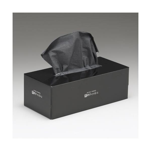 黒のティッシュ 160W :KR-01-Y:First Color Tissue - 通販 - Yahoo!ショッピング