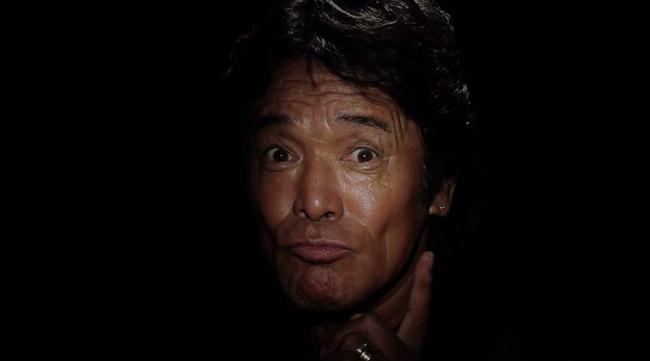 【待望】松崎しげるさんのLINEスタンプが登場!!圧倒的な黒さを誇るwwwwwww : オレ的ゲーム速報@刃