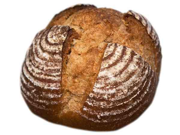 ロシアの黒パン・ライ麦パン | サンドリヨン 毎日を健康に -天然酵母パン-