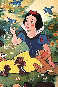 「下品」だという理由でディズニーが封印しようとした禁断の白雪姫アート