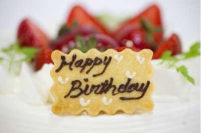 自分の誕生日、何をしますか?