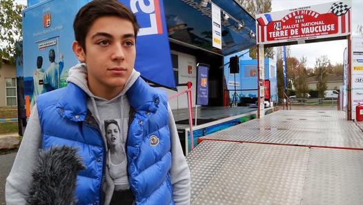 Avignon : Giuliano Alési sur les traces de son père - Vidéo Dailymotion