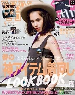 水原希子、日本のファッション業界の今を語る