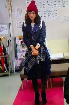 【画像】女子のライダース★