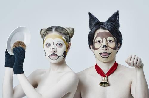 パトラッシュになれる顔パック、「世界名作劇場」コラボでラスカルも。 | Narinari.com