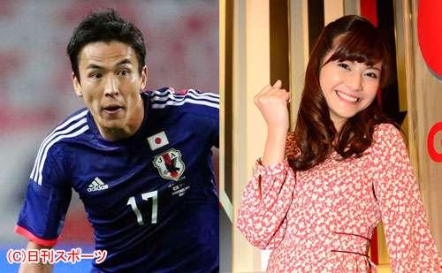 サッカー日本代表長谷部が結婚報道を否定 - 芸能 : 日刊スポーツ