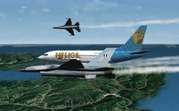 ヘリオス航空522便墜落事故 - Wikipedia