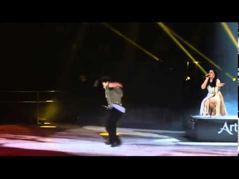 Daisuke Takahashi AOI2015 Davos 214 T&M - YouTube