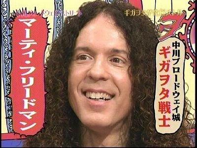海外反応! I LOVE JAPAN  : マーティ・フリードマンって日本で何やってんの!? 海外の反応。