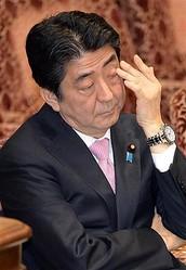 安倍晋三首相、花粉症撲滅を宣言 自らも花粉症「話をするだけで目がかゆくなる」