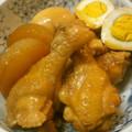 簡単✿鶏手羽元と大根&卵の煮物 by トーイまま [クックパッド] 簡単おいしいみんなのレシピが199万品